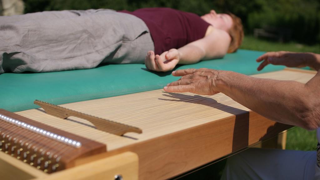 Seminar Klangmassage bei Ma Mer